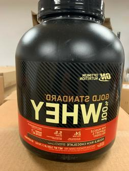 Optimum Nutrition Gold Standard 4lbs 100% Whey Protein Doubl