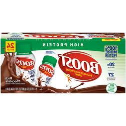 BOOST High Protein Drink, Chocolate