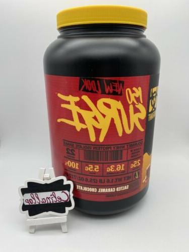 iso surge whey isolate protein powder 1