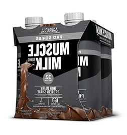 Muscle Milk Pro Series 32 Knockout Chocolate Mega Protein Sh